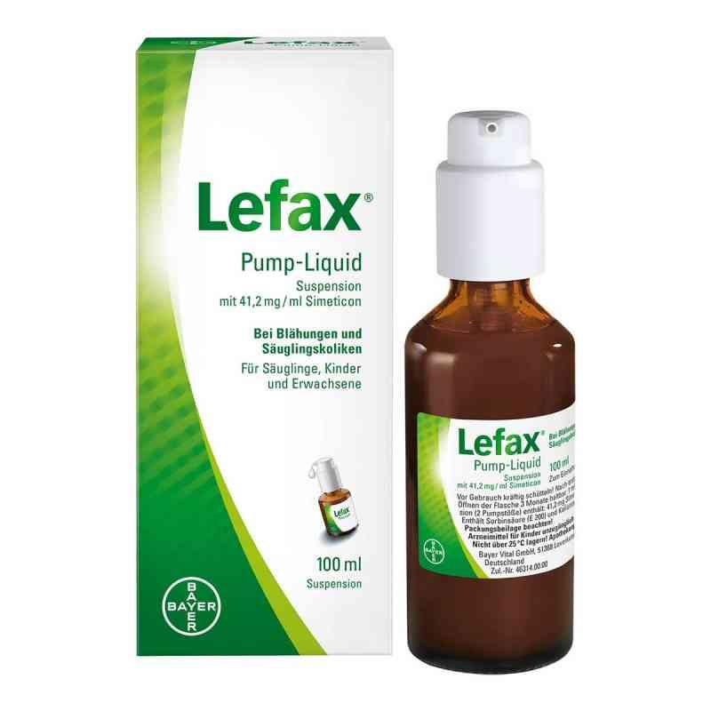 Lefax Pump-Liquid Suspension  bei Apotheke.de bestellen