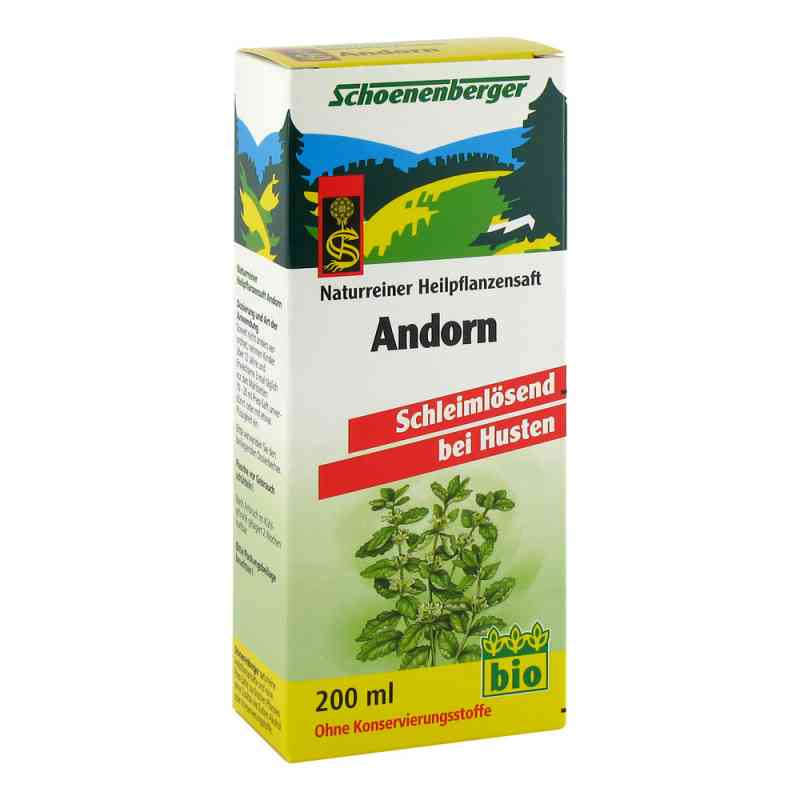 Andornsaft Schoenenberger  bei Apotheke.de bestellen