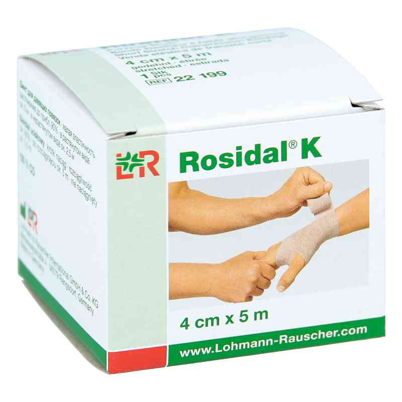 Rosidal K Binde 4cmx5m  bei Apotheke.de bestellen