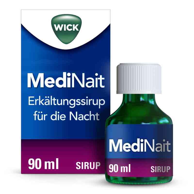 WICK MediNait Erkältungssirup für die Nacht  bei Apotheke.de bestellen