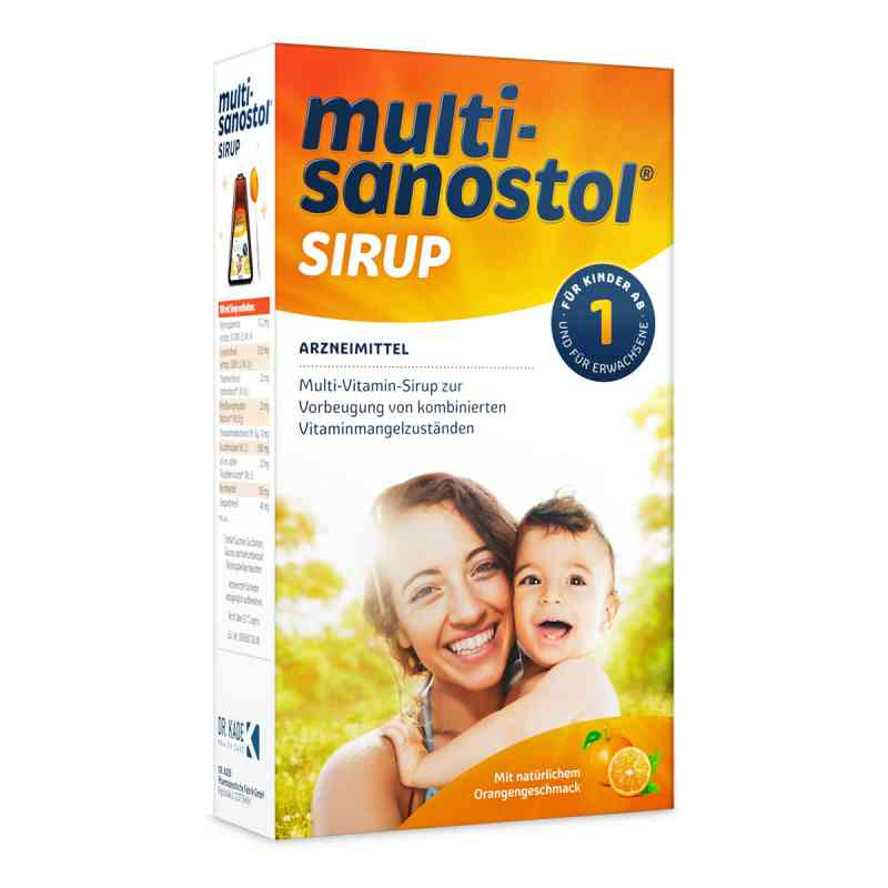 Multi Sanostol Sirup  bei Apotheke.de bestellen