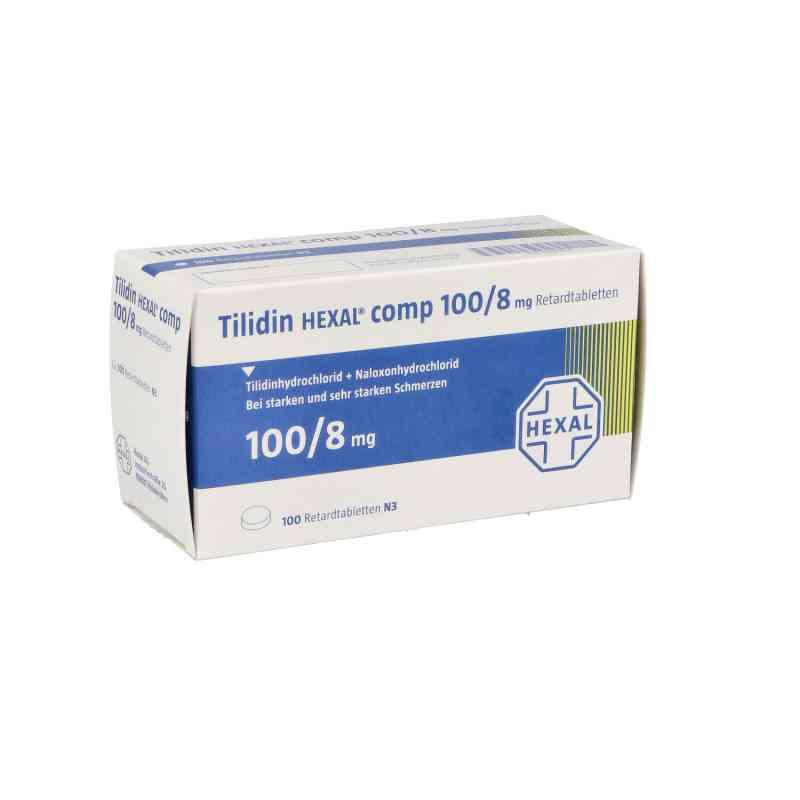 Tilidin HEXAL comp 100/8mg 100 stk - Apotheke.de