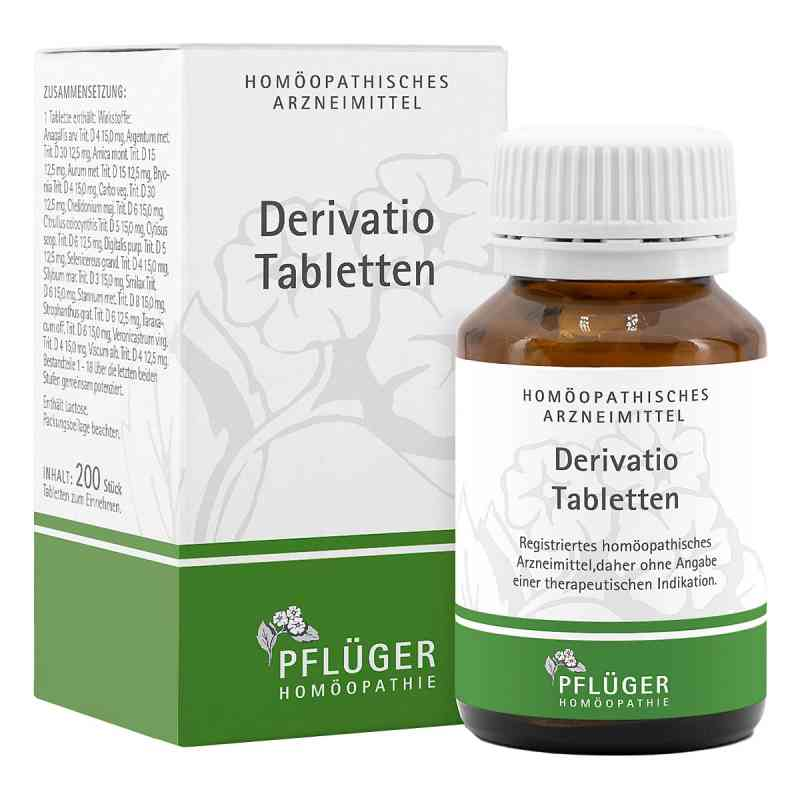 Derivatio Tabletten  bei Apotheke.de bestellen