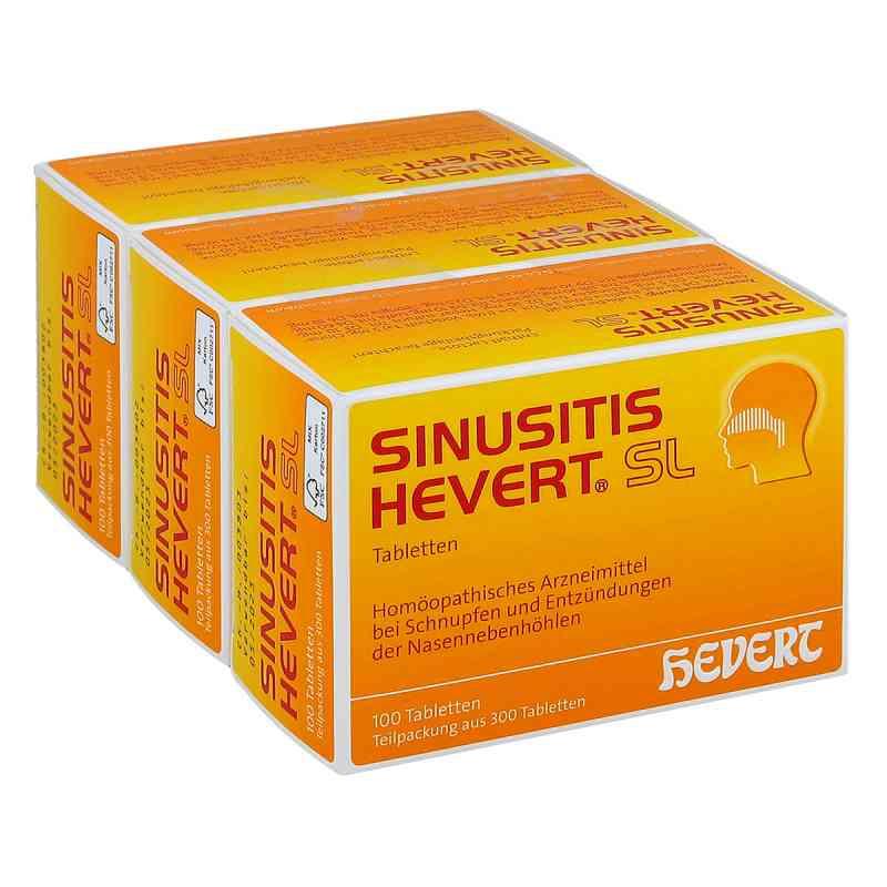 Sinusitis Hevert Sl Tabletten  bei Apotheke.de bestellen