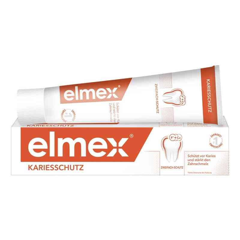 Elmex Kariesschutz Zahnpasta mit Faltschachtel  bei Apotheke.de bestellen