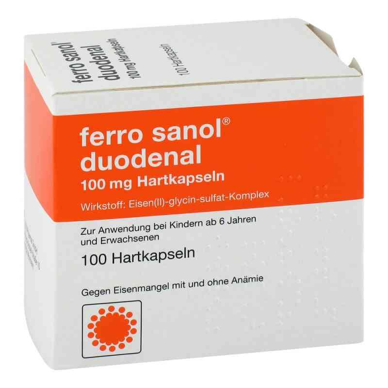 Ferro sanol duodenal 100mg  bei Apotheke.de bestellen
