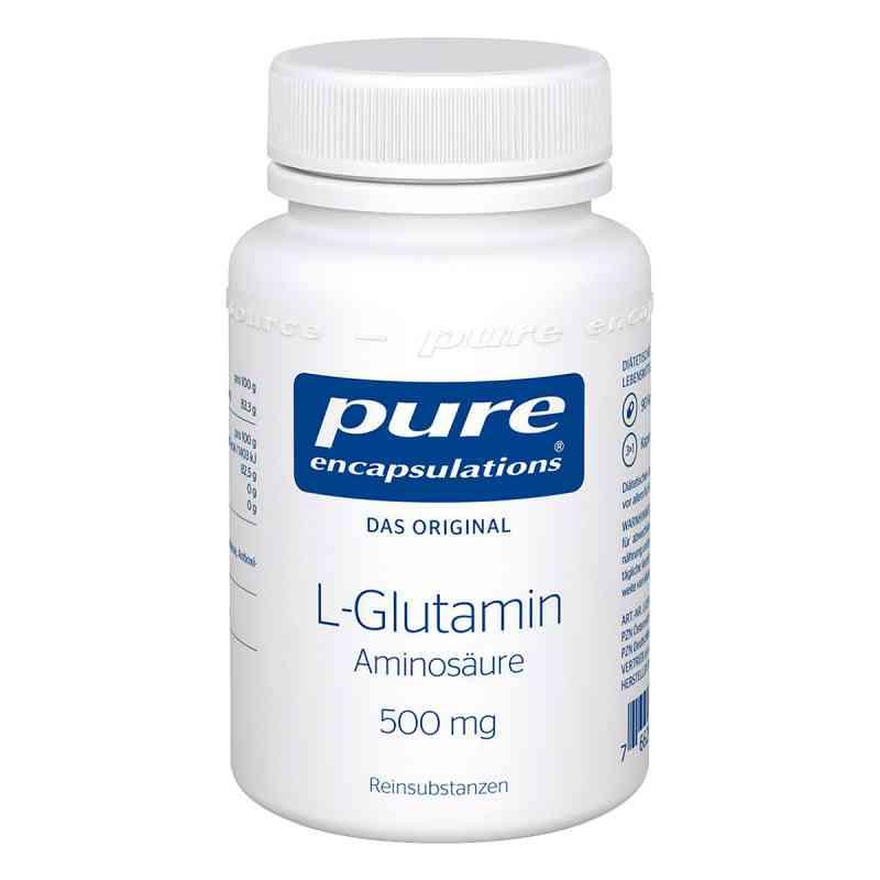 Pure Encapsulations L-glutamin 500 mg Kapseln  bei Apotheke.de bestellen