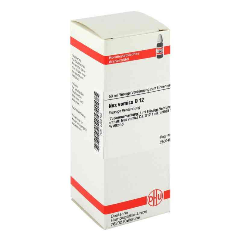 Nux Vomica D12 Dilution  bei Apotheke.de bestellen