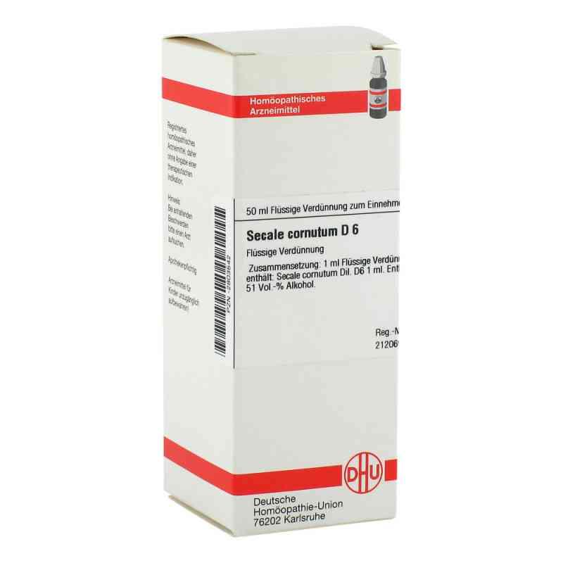 Secale Cornutum D6 Dilution  bei Apotheke.de bestellen