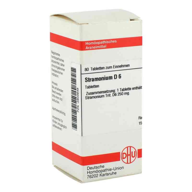 Stramonium D6 Tabletten  bei Apotheke.de bestellen