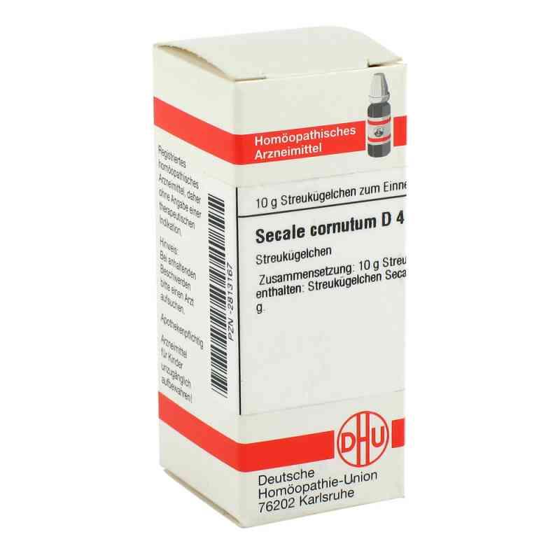 Secale Cornutum D 4 Globuli  bei Apotheke.de bestellen
