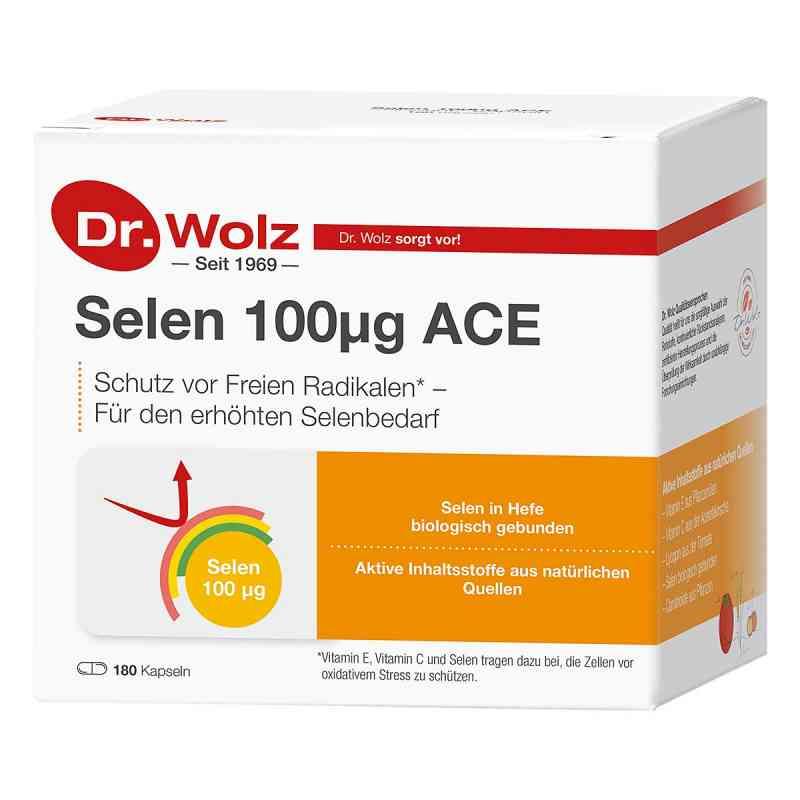 Selen Ace 100 [my]g 180 Tage Kapseln  bei Apotheke.de bestellen
