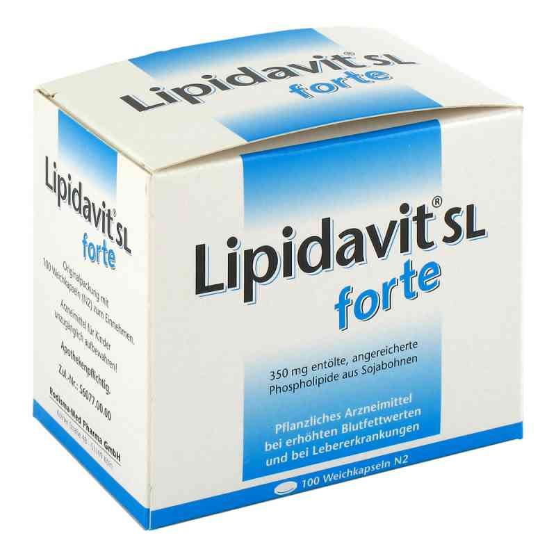 Lipidavit SL forte  bei Apotheke.de bestellen