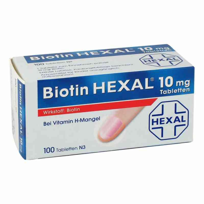 Biotin Hexal 10 mg Tabletten  bei Apotheke.de bestellen