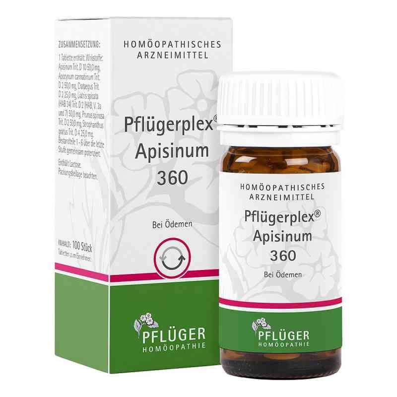 Pflügerplex Apisinum 360 Tabletten  bei Apotheke.de bestellen