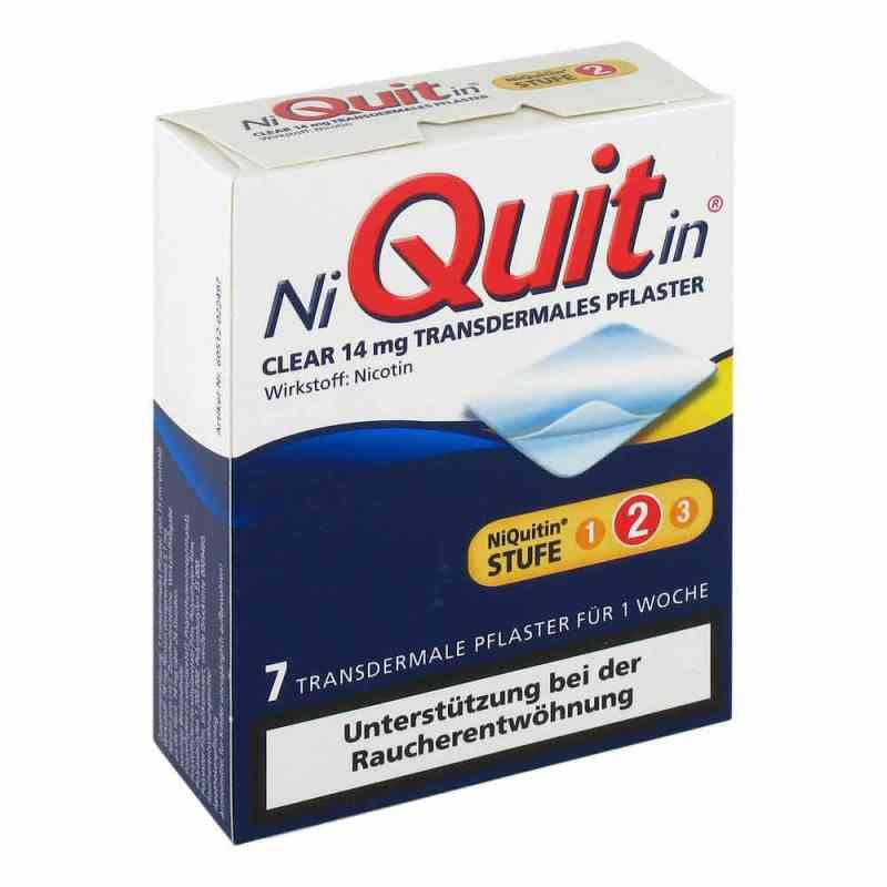 NiQuitin Clear 14mg/24 Stunden  bei Apotheke.de bestellen