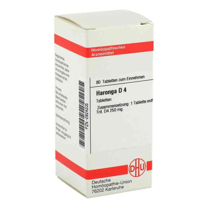 Haronga D4 Tabletten  bei Apotheke.de bestellen