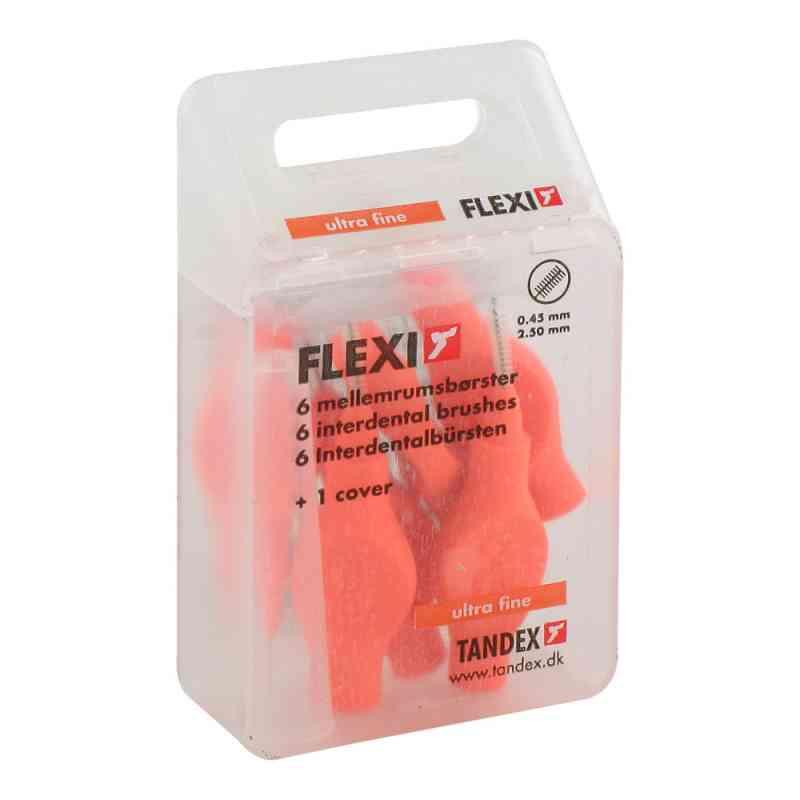Tandex Flexi Interdental Bürsten orange 0,45mm  bei Apotheke.de bestellen