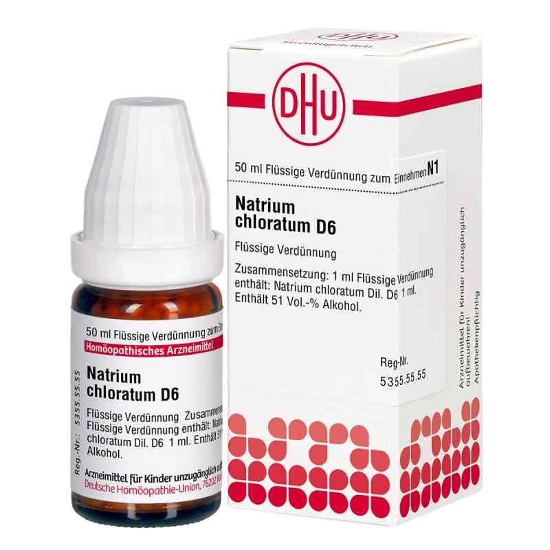 Natrium Chloratum D6 Dilution  bei Apotheke.de bestellen