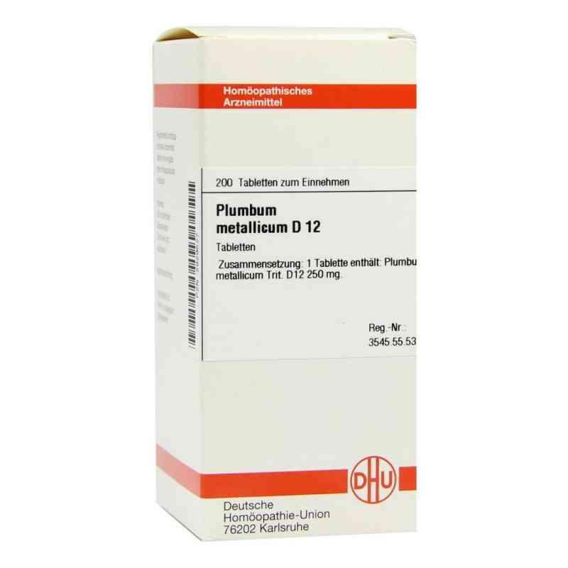 Plumbum Met. D12 Tabletten  bei Apotheke.de bestellen