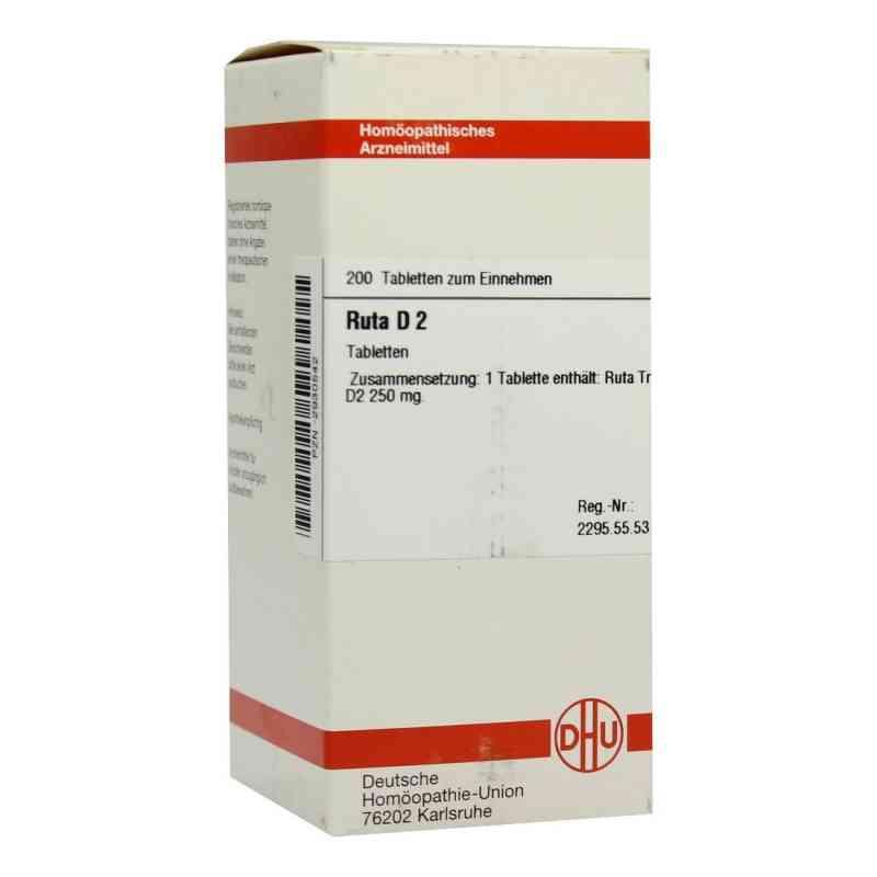 Ruta D2 Tabletten  bei Apotheke.de bestellen