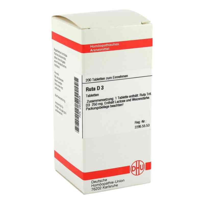 Ruta D3 Tabletten  bei Apotheke.de bestellen
