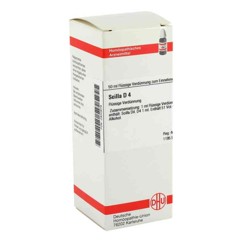 Scilla D4 Dilution  bei Apotheke.de bestellen