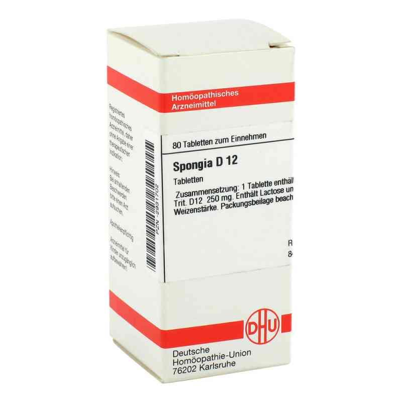 Spongia D12 Tabletten  bei Apotheke.de bestellen