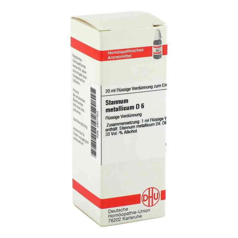Stannum Met. D6 Dilution  bei Apotheke.de bestellen