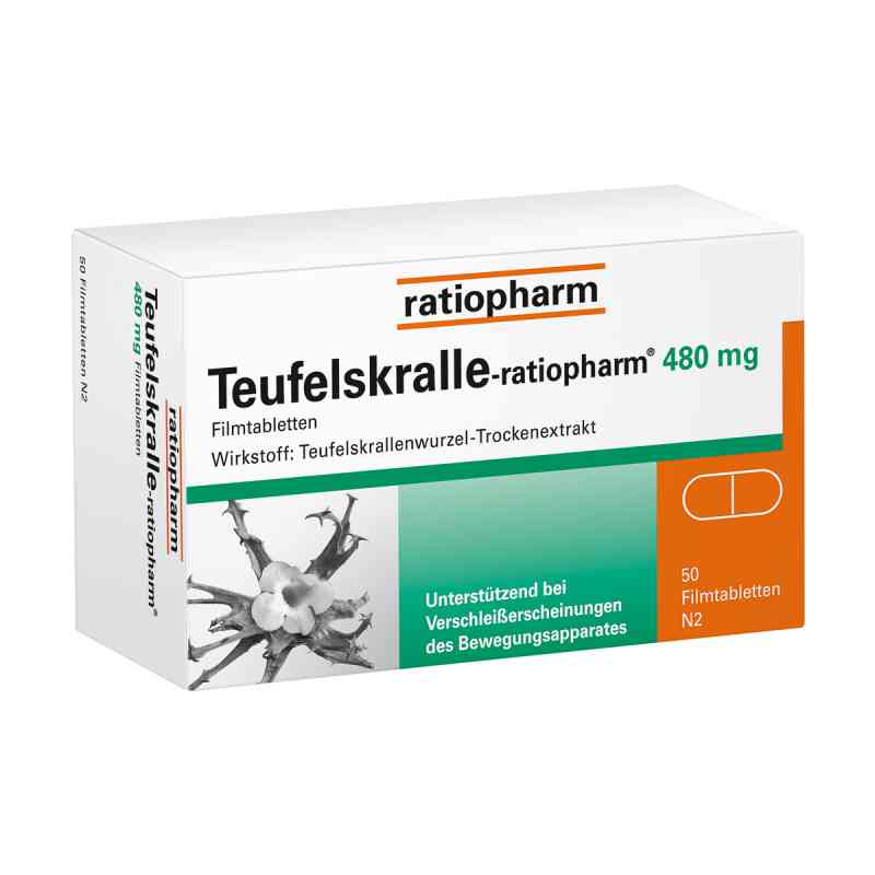 TEUFELSKRALLE-ratiopharm  bei Apotheke.de bestellen