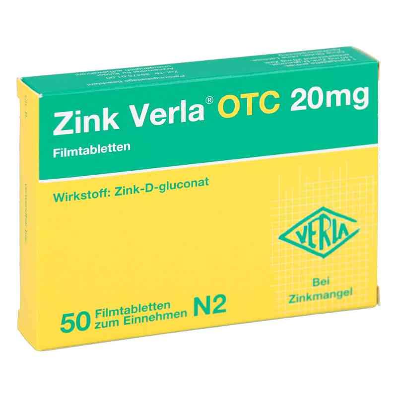 Zink Verla OTC 20mg  bei Apotheke.de bestellen