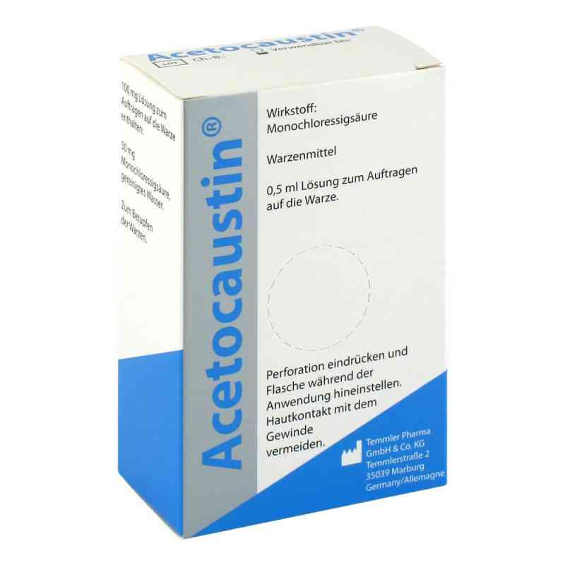 Acetocaustin Lösung  bei Apotheke.de bestellen