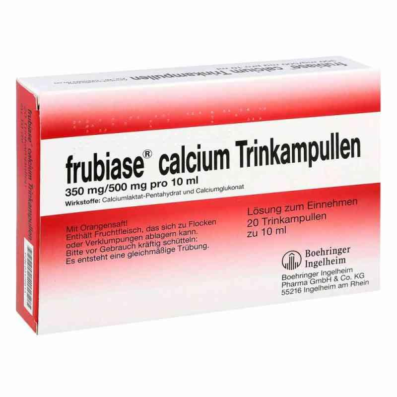 Frubiase Calcium T Trinkampullen  bei Apotheke.de bestellen