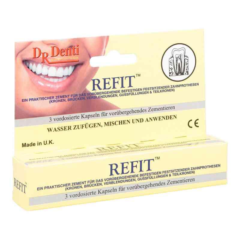 Zahnzement für Kronen+Brücken  bei Apotheke.de bestellen