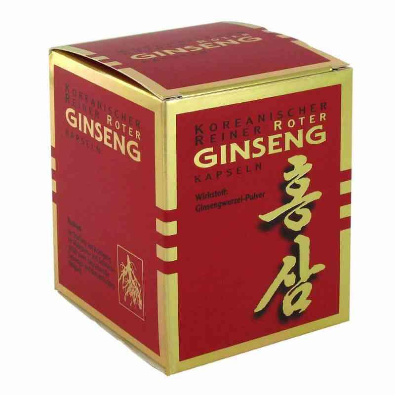 Koreanischer Reiner Roter Ginseng Kapseln 300mg  bei Apotheke.de bestellen