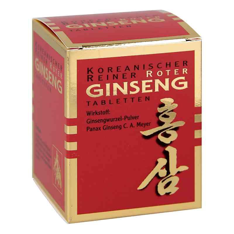 Koreanischer Reiner Roter Ginseng  bei Apotheke.de bestellen