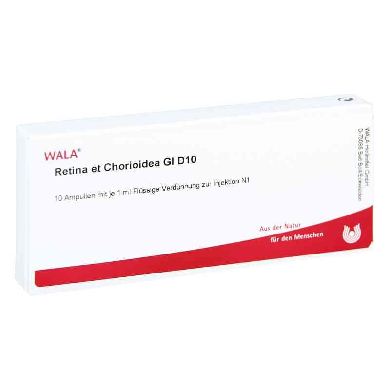Retina Et Chorioidea Gl D10 Ampullen  bei Apotheke.de bestellen