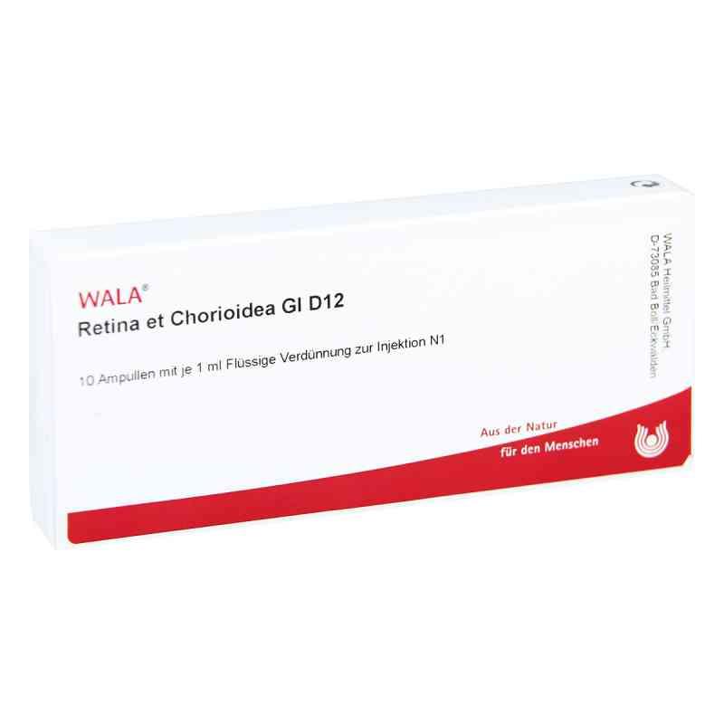 Retina Et Chorioidea Gl D12 Ampullen  bei Apotheke.de bestellen