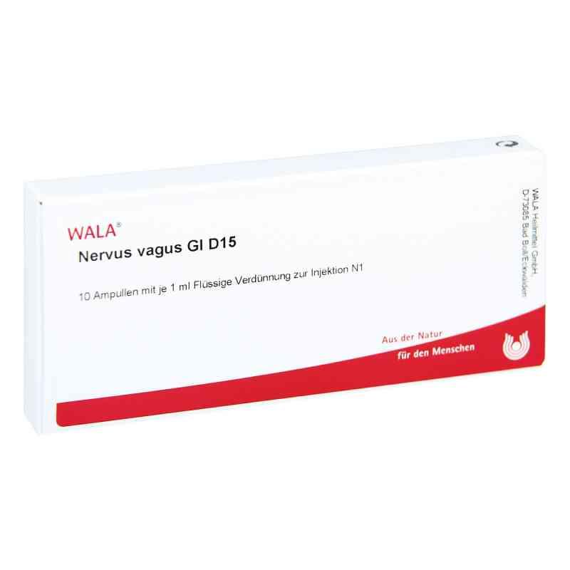 Nervus Vagus Gl D15 Ampullen  bei Apotheke.de bestellen