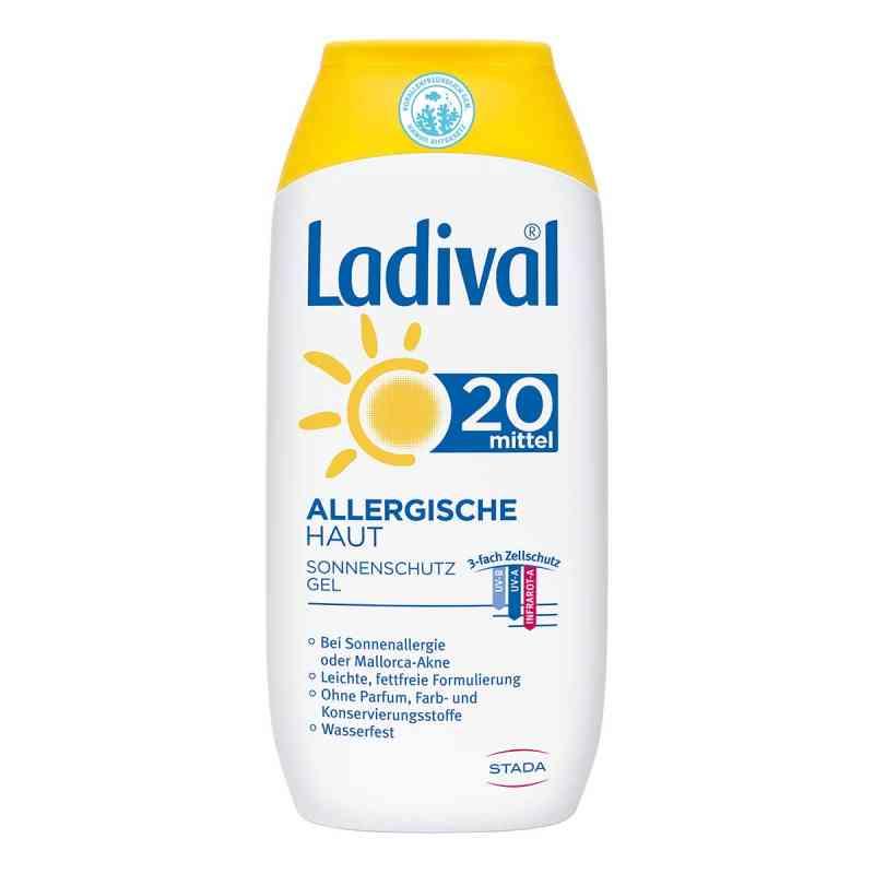 Ladival allergische Haut Gel Lsf 20  bei Apotheke.de bestellen