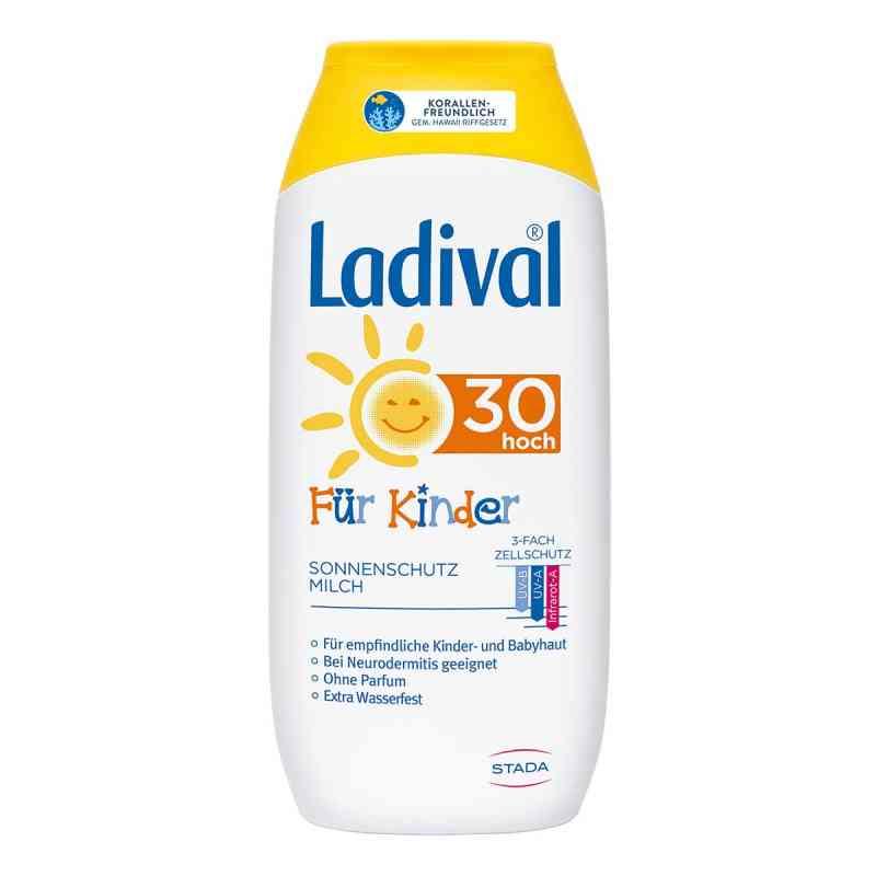 Ladival Kinder Sonnenmilch Lsf 30  bei Apotheke.de bestellen