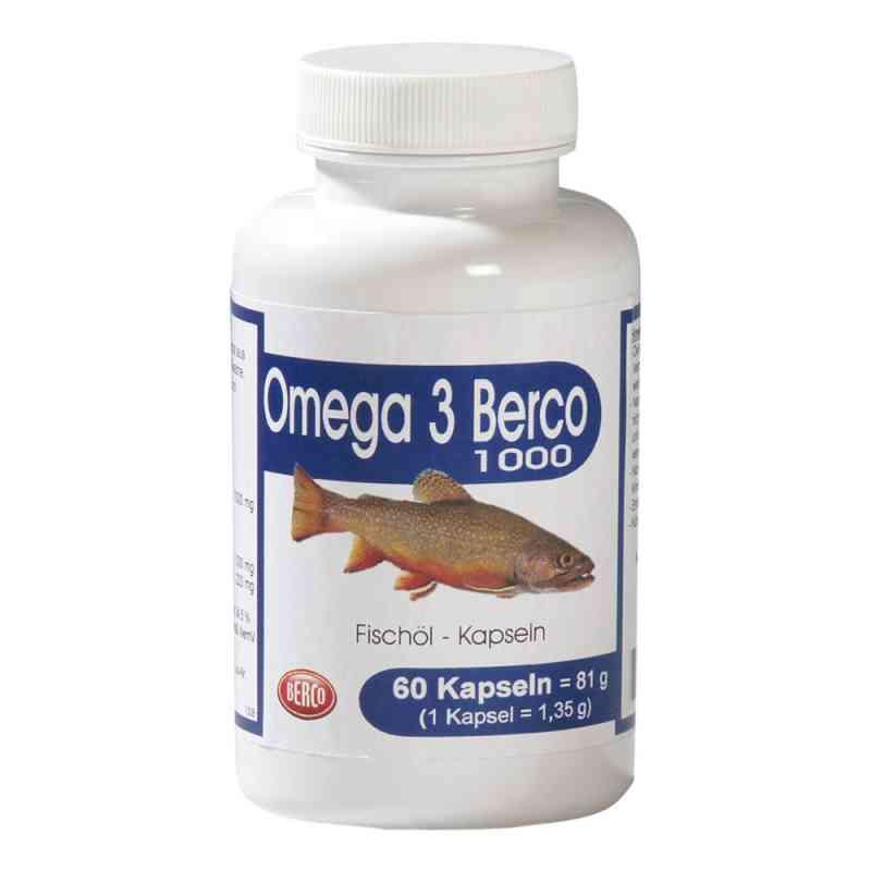 Omega 3 Berco 1000 mg Kapseln  bei Apotheke.de bestellen