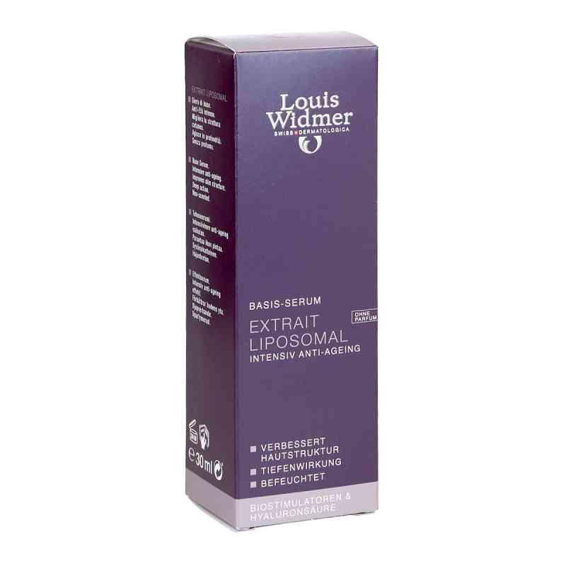 Widmer Extrait Liposomal unparfümiert  bei Apotheke.de bestellen