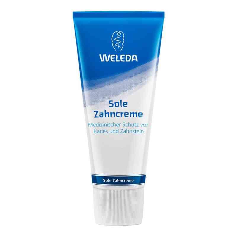 Weleda Sole Zahncreme  bei Apotheke.de bestellen