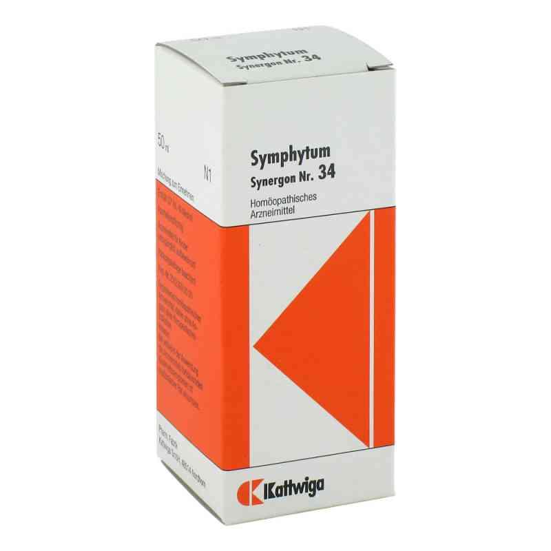 Synergon 34 Symphytum Tropfen  bei Apotheke.de bestellen
