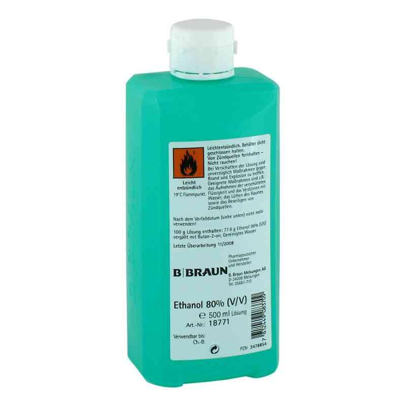 Ethanol 80% V/v Hyg.hände  bei Apotheke.de bestellen