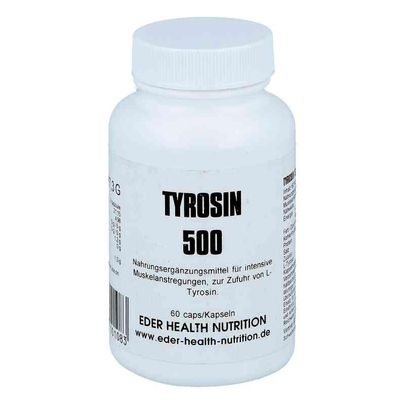 Tyrosin 500 Kapseln  bei Apotheke.de bestellen