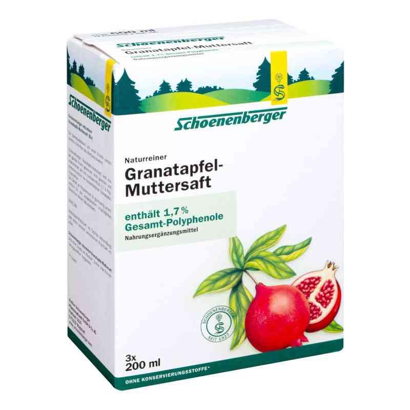 Granatapfel Muttersaft Schoenenberger Heilpfl.s.  bei Apotheke.de bestellen