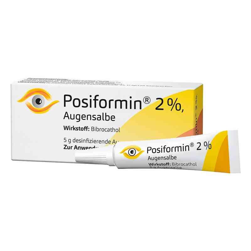 Posiformin 2% Augensalbe  bei Apotheke.de bestellen
