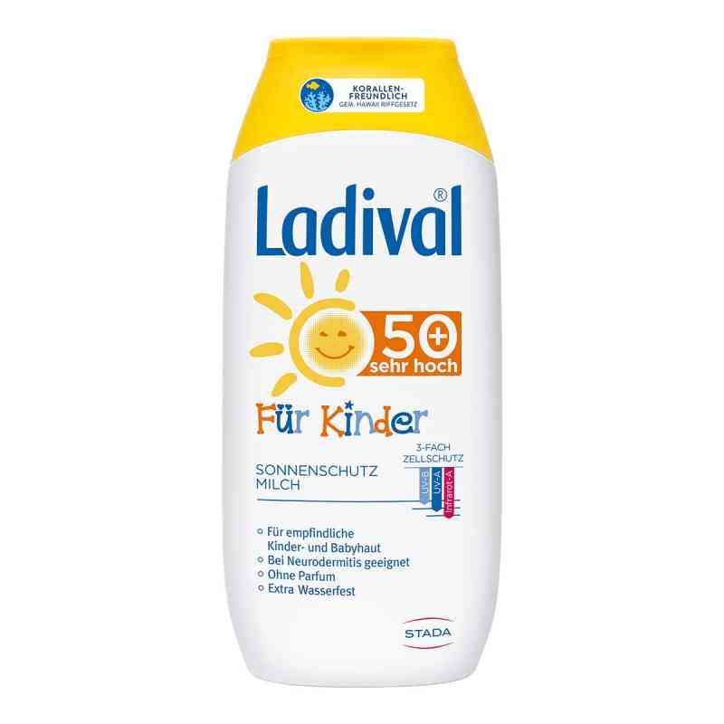 Ladival Kinder Sonnenmilch Lsf 50+  bei Apotheke.de bestellen